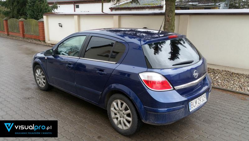 Przyciemnianie Szyb Opel Astra H