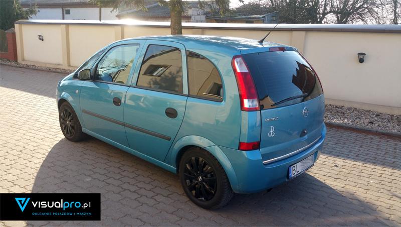 Przyciemnianie Szyb Opel Meriva
