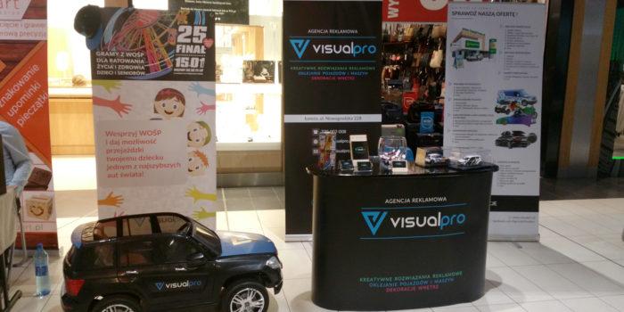 Visualpro - mobilne stoisko wystawiennicze