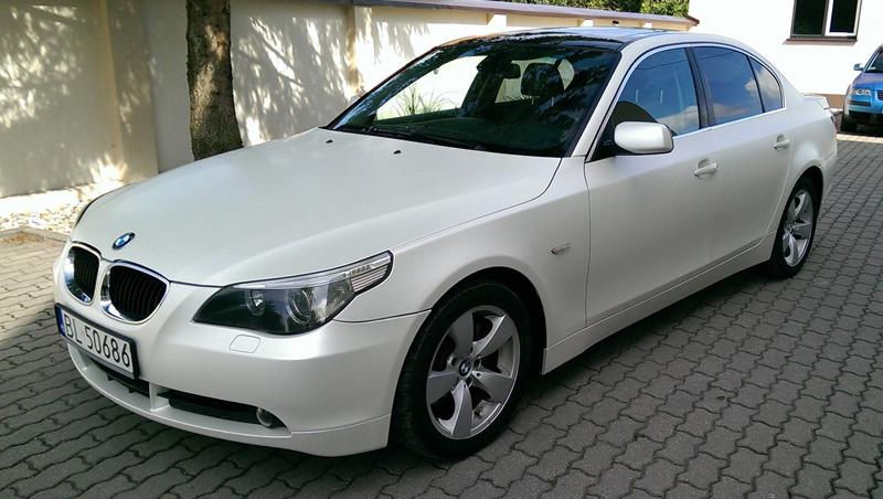 Zmiana Koloru BMW