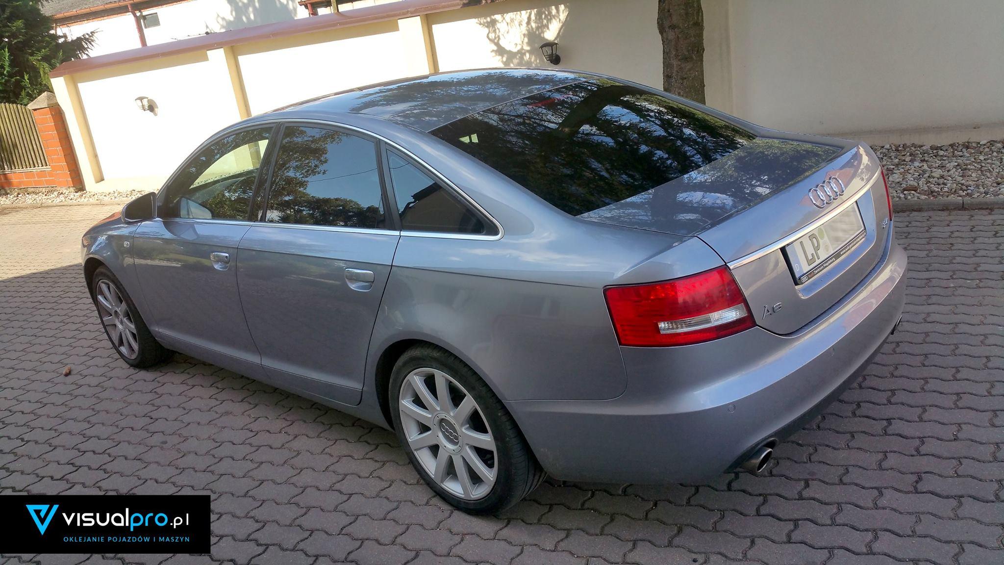 Przyciemnianie Szyb Audi A6