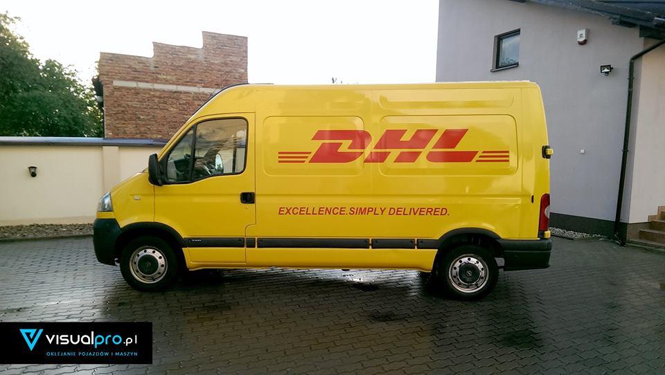 Zmiana Koloru Samochodu Opel DHL