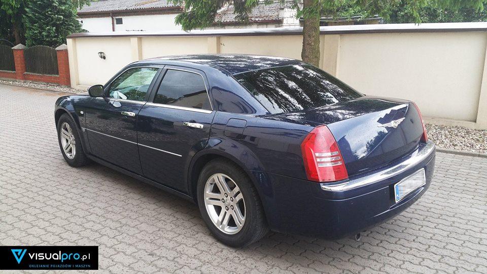 Oklejanie Chrysler