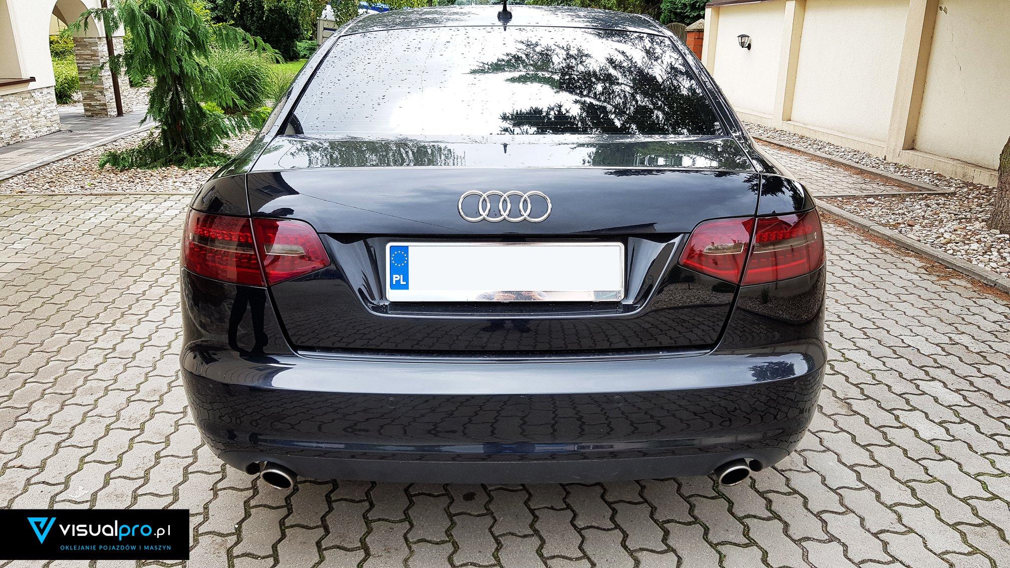 Przyciemnianie Lamp Audi
