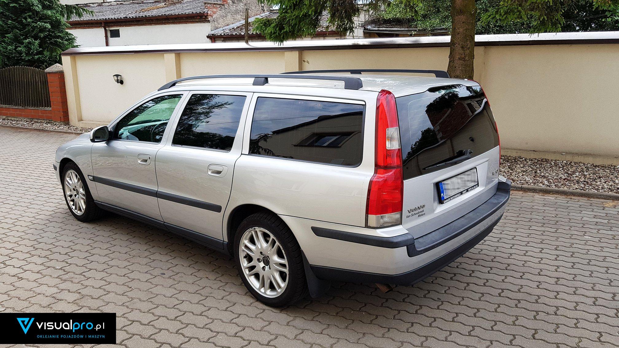 Przyciemnianie Szyb Volvo