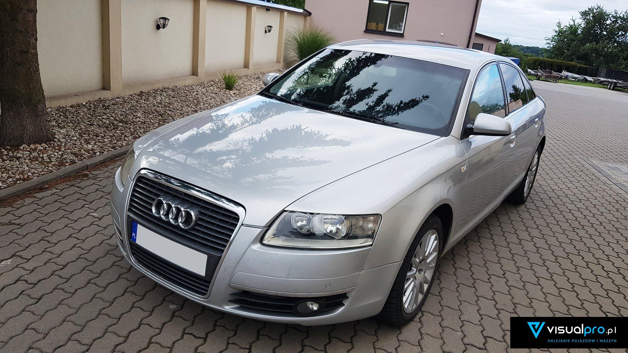 Zabezpieczenie Lamp Audi