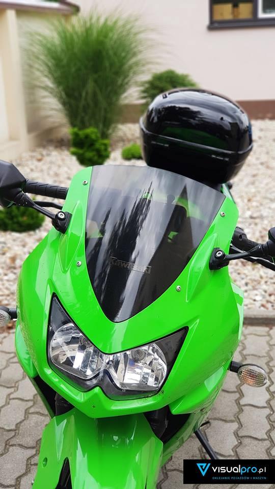 Przyciemnianie szyb Kawasaki