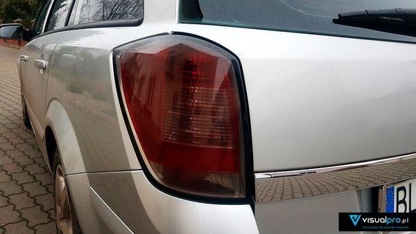 Przyciemnianie lamp Opel